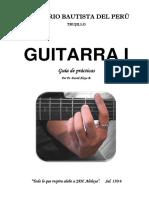 Separata de Guitarra