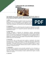 89896983-Definiciones-Legales-de-Las-Diversas-Actividades-Mineras.doc