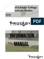 Prodigy XII Instruction Manual