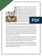 Aristoteles y Platon
