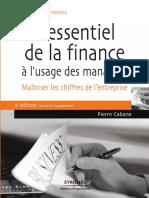 Lessentiel de La Finance c3a0 Lusage Des Managers