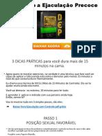 baixar guia destruindo a ejaculaçao precoce pdf