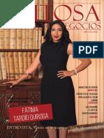 Fatima Tardio Revista Exitosa Encanto y Negocios