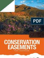 Conservation Easement Handbook 2010 - Texas Land Trust Council