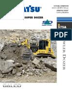 D575A 3SD Spec Sheet