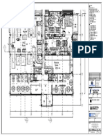 a1.09 2nd Floor Plan Cl a-e With Finishing Materials