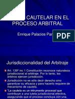 Derecho Procesal Civil - La Tutela Cautelar en El Proc Arbotral