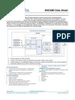 1000-3927 - BNO080 Datasheet v1.3