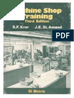 Machine Shop Training - Third Edition - Small