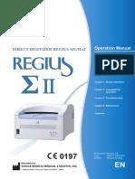 REGIUS Sigma II Operation Manual (English).pdf