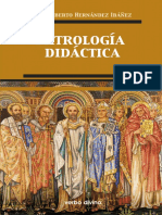 Patrología Didáctica