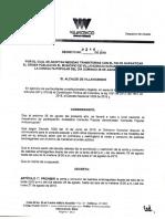 Decreto 249 Del 24 de Agosto de 2018