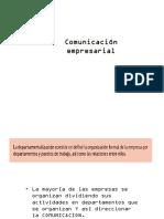 Comunicacion Empresarial Octubr 11