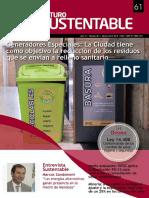 """Revista """"sustentable"""""""