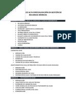Diplomado en Gestión de Recursos Hídricos (1)