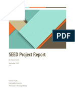 SEED Project Report