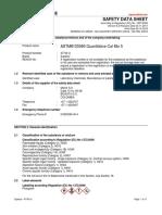 D5580 Quantitative Cal Mix 5 - Sigma Aldrich