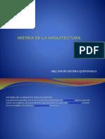 i Clase Arquitectura 2018
