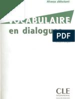 Grammaire en Dialogues Niveau Debutant