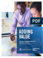 the npf - adding value