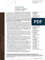 JPM 2018 Biotech Outlook