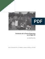Teoria Financiera en el siglo XX.pdf