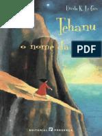 Ciclo Terramar Vol 4 - Tehanu O Nome Da Estrela