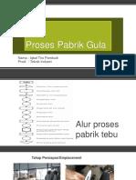 Presentasi Kimia Industri