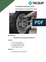 Miniproyecto Suspension de Vehiculo