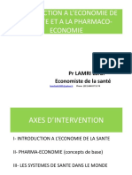 1- Introduction a L_economie de La Sante