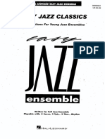 Easy Jazz Classics-drums