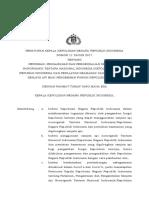 PERKAP No.11 Th.2017 Tentang Perizinan, Pengawasan Dan Pengendalian Senjata API Non Organik TNI POLRI Dan Peralatan Keamanan Yang Digolongkan Senjata API Bagi Pengemba Fungsi Kepolisian Lainnya