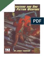 1001 Sci Fi Weapons Doc EDIT
