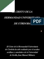 El Cristo Sindonico.pps