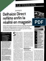 Delhaize Direct Initiative