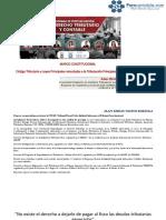 CODIGO TRIBUTARIO Y PRINCIPALES LEYES DE TRIBUTACION