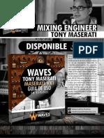 Maserari Vx1 Guia de Uso