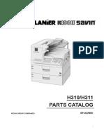 3799 Parts Manual