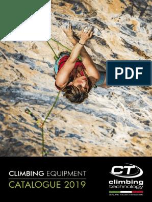 CLIMBING TECHNOLOGY PRO Quick-Roll 8-13 mm Derecha 2D663DJ//