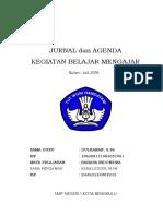 Jurnal Dan Agenda Mengajar.docx( Dulhanan)