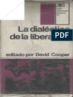 COOPER, David, La Dialéctica de la Liberación.pdf