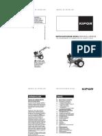 Manual Kdt910ca y Kdt910e