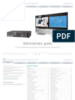 Profile c90 and Codec c90 Administrator Guide Tc70