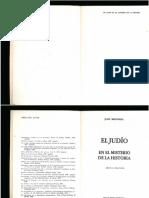 Julio Meinvielle - El Judio en El Misterio de La Historia