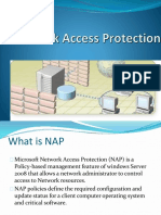 Network Access Protection Pp t