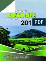 Kecamatan Rilau Ale Dalam Angka 2017