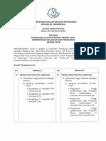 Revisi Pengumuman CPNS KKP 2018