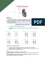 Tipos Funcionamiento y Representacion Grafica de Rodamientos