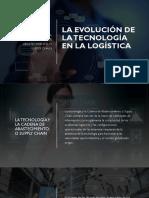 La Evolución de La Tecnología en La Logística