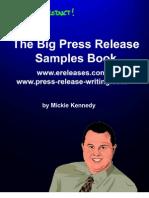 Big Press Release Book
